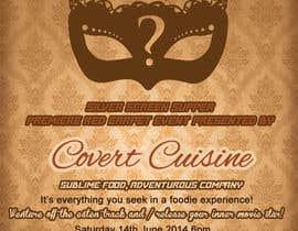 #6 para Design a Flyer for Silver Screen Supper por moamenmahfouz