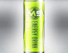 xsquarepl tarafından Energy Drink Logo and Can Design Contest için no 27