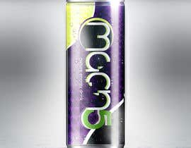 xsquarepl tarafından Energy Drink Logo and Can Design Contest için no 44