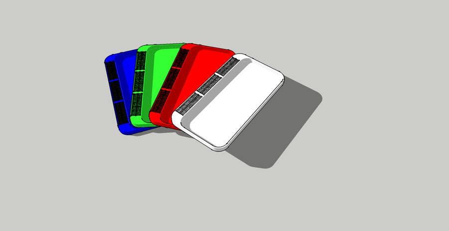 Konkurrenceindlæg #                                        1                                      for                                         3D Modelling Design a iphone case