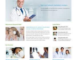 anything1 tarafından Design a Website Mockup for Lightbulb Company için no 36