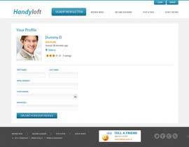logon1 tarafından Design a Website Mockup for Lightbulb Company için no 28