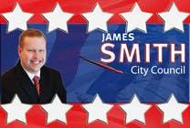 Graphic Design Конкурсная работа №37 для Graphic Design for James Smith for City Council