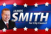 "Graphic Design Intrarea #80 pentru concursul ""Graphic Design for James Smith for City Council"""