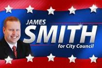 "Graphic Design Intrarea #79 pentru concursul ""Graphic Design for James Smith for City Council"""