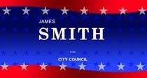 Proposition n° 20 du concours Graphic Design pour Graphic Design for James Smith for City Council
