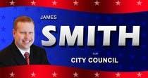 Proposition n° 83 du concours Graphic Design pour Graphic Design for James Smith for City Council