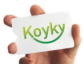 #91 para Logo Design for Koyky por saiyoni