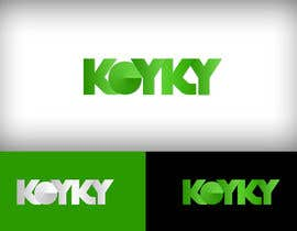 #72 for Logo Design for Koyky by baloulinabil
