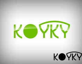 #143 for Logo Design for Koyky by baloulinabil