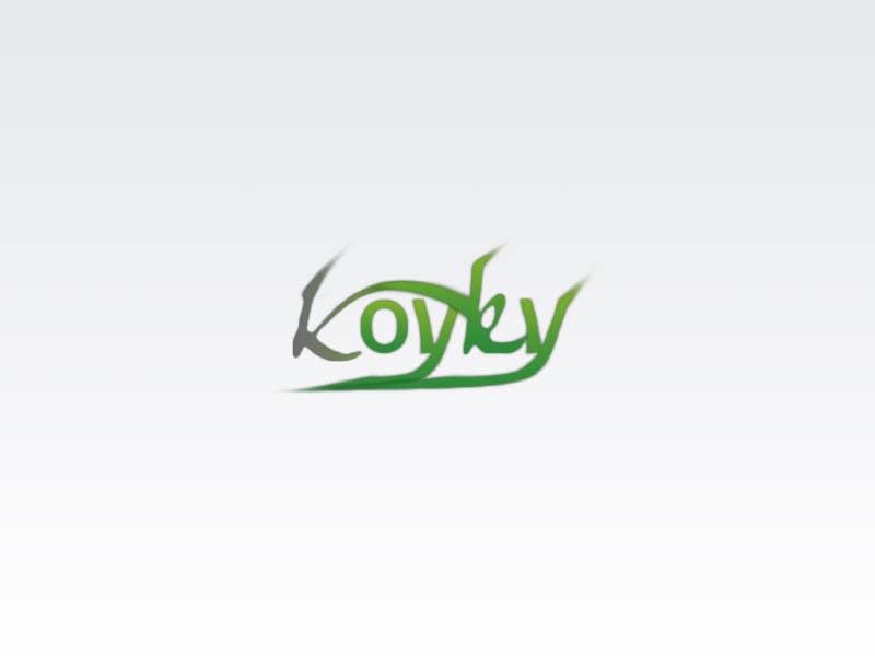 Contest Entry #145 for Logo Design for Koyky