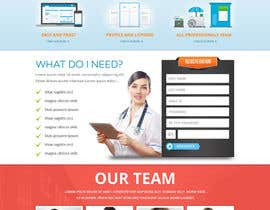 #30 para Deliver a STUNNING Landing Page! por sweetys1