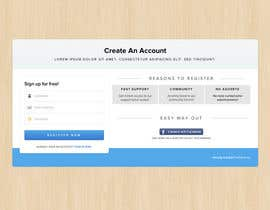#20 para Deliver a STUNNING Landing Page! por speaksociety
