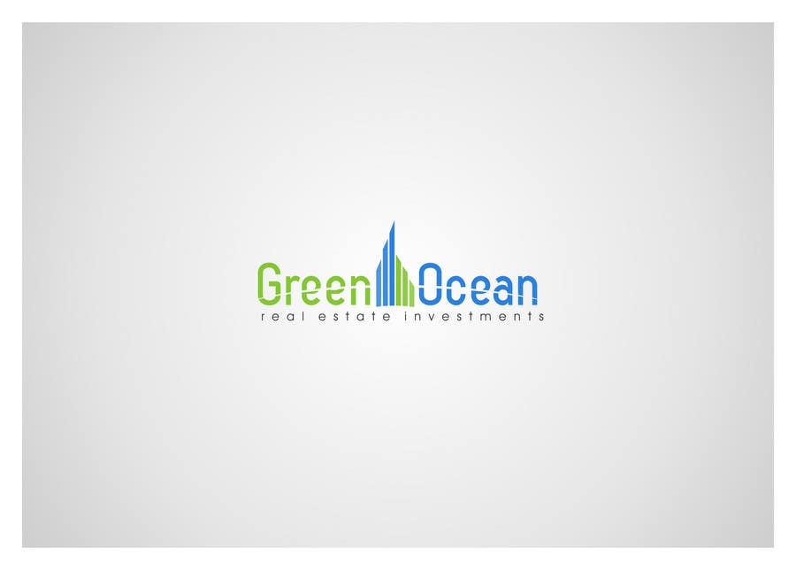 Penyertaan Peraduan #                                        527                                      untuk                                         Logo and Business Card Design for Green Ocean