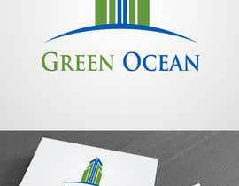 #519 для Logo and Business Card Design for Green Ocean от naatDesign