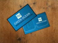 Proposition n° 706 du concours Graphic Design pour Logo and Business Card Design for Green Ocean