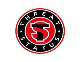 #30 para Logo Design for Threat Status por brimstonedesign