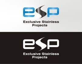 #101 para Logo Design for Exclusive Stainless Projects por Qomar