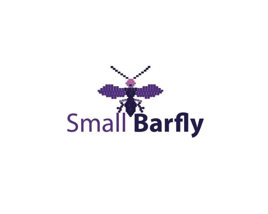 Bài tham dự cuộc thi #                                        49                                      cho                                         Logo Design for Small Barfly