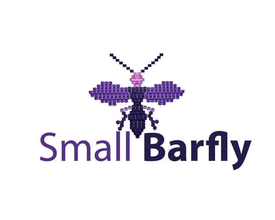 Bài tham dự cuộc thi #                                        53                                      cho                                         Logo Design for Small Barfly