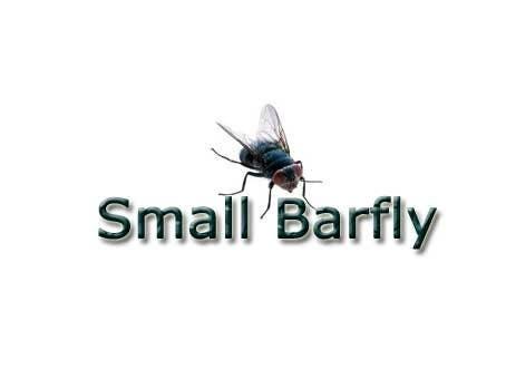 Bài tham dự cuộc thi #                                        50                                      cho                                         Logo Design for Small Barfly