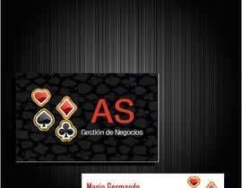 #18 untuk Diseñar un logotipo for AS - Gestión de Negocios oleh sv6453