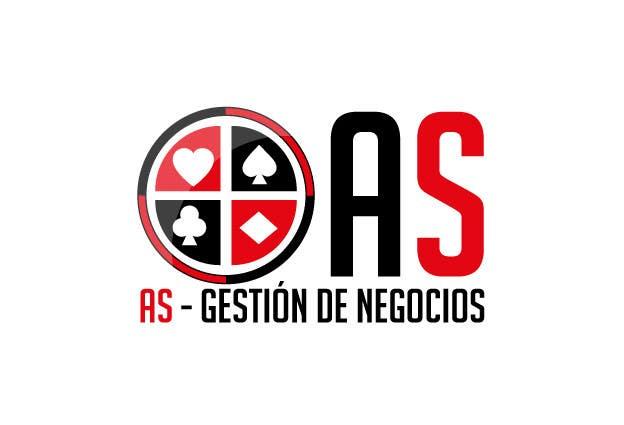 Penyertaan Peraduan #                                        37                                      untuk                                         Diseñar un logotipo for AS - Gestión de Negocios