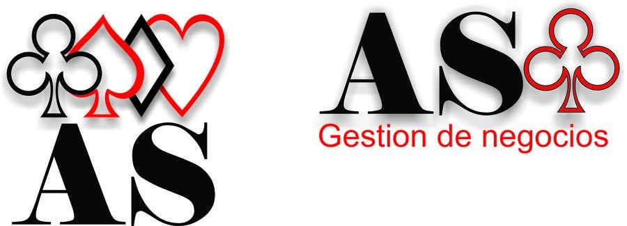 Penyertaan Peraduan #                                        28                                      untuk                                         Diseñar un logotipo for AS - Gestión de Negocios
