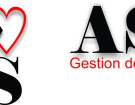 #28 untuk Diseñar un logotipo for AS - Gestión de Negocios oleh asmodeusiux
