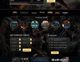 #17 for Design a Website for Game Guild Hosting Company af webidea12
