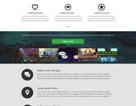 #40 for Design a Website for Game Guild Hosting Company af Pavithranmm