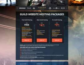 #51 for Design a Website for Game Guild Hosting Company af hipnotyka