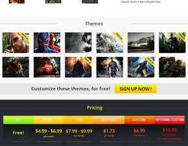 #9 for Design a Website for Game Guild Hosting Company af TemplateDigitale