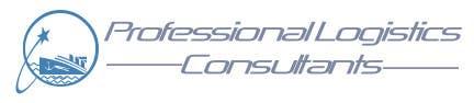 Penyertaan Peraduan #                                        13                                      untuk                                         Design a Logo for Shipping and logistics consultants website