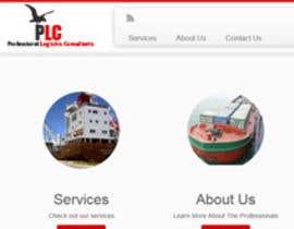 #7 untuk Design a Logo for Shipping and logistics consultants website oleh sanjuchugh
