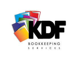 #230 untuk Logo Design for KDF Bookkeeping Services oleh rgallianos