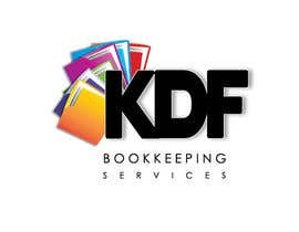 #225 pentru Logo Design for KDF Bookkeeping Services de către rgallianos