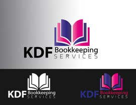 #28 cho Logo Design for KDF Bookkeeping Services bởi BIZAREE