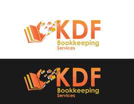#255 cho Logo Design for KDF Bookkeeping Services bởi logoustaad
