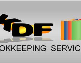 #188 pentru Logo Design for KDF Bookkeeping Services de către sshahin