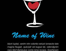 #21 for Graphic Design for an online custom wine label company by elenabsl