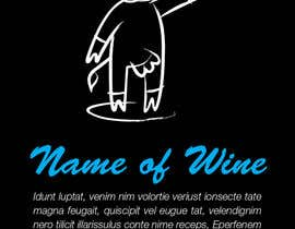 #23 untuk Graphic Design for an online custom wine label company oleh elenabsl