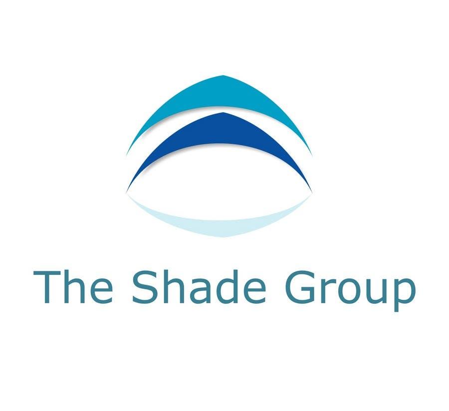 Kilpailutyö #                                        145                                      kilpailussa                                         Logo Design for The Shade Group and internet help site.