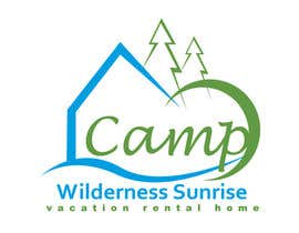 mohyehia tarafından Logo Design for Camp Wilderness Sunrise için no 36