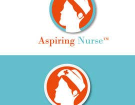 nº 36 pour Logo design for aspiring nurse par avngingandbright