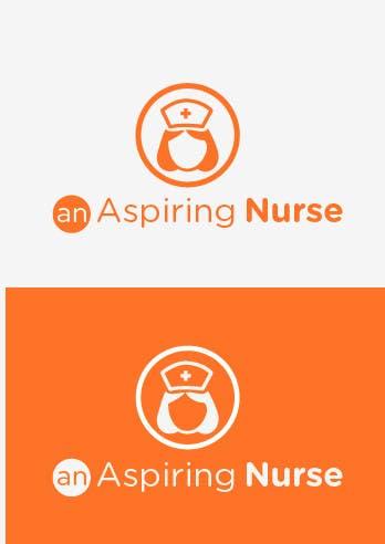 Kilpailutyö #                                        55                                      kilpailussa                                         Logo design for aspiring nurse