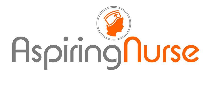 Kilpailutyö #                                        94                                      kilpailussa                                         Logo design for aspiring nurse