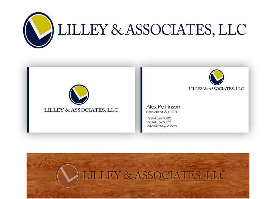 Kilpailutyö #157 kilpailussa Logo Design for Lilley & Associates, LLC
