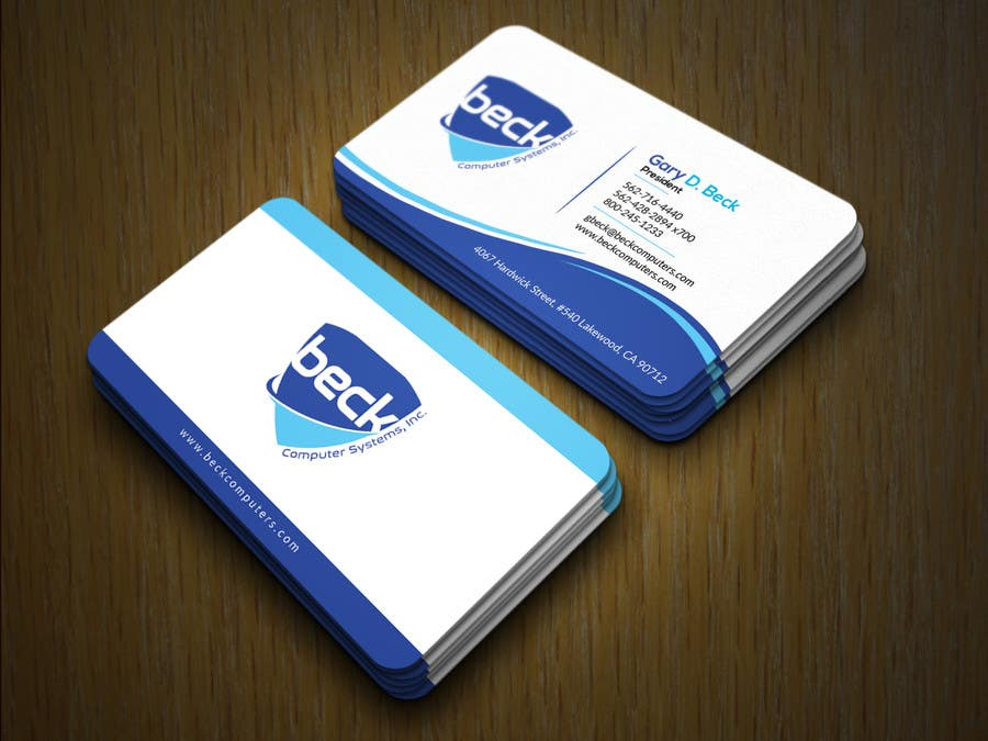 Penyertaan Peraduan #79 untuk Design some Business Cards