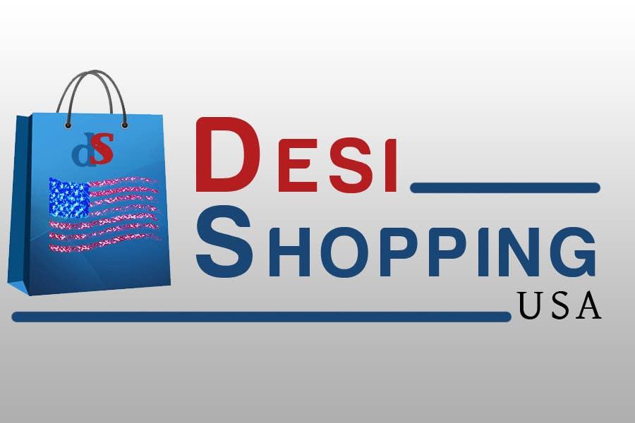 Penyertaan Peraduan #                                        61                                      untuk                                         Design a Logo for Desi online buying and selling portal
